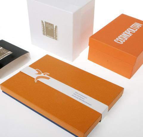 Cajas de diferentes tamaños a medida