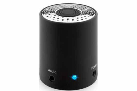 Altavoz Bluetooth color negro Ref. CM5077