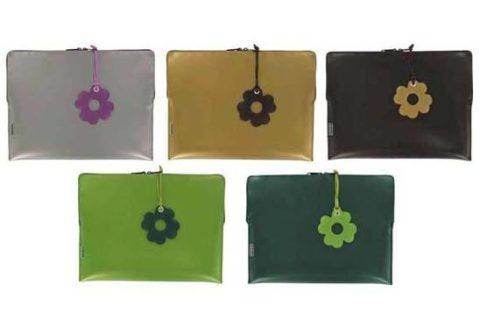 Funda iPad metalizada colores variados